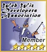 Member of  Web Wiz Developers Association